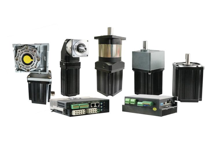 直流无刷电机在伺服控制和工业驱动中的应用