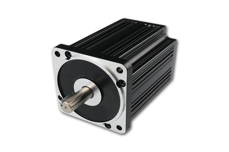 浅析永磁无刷直流电机的半波驱动