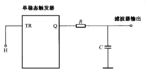 永磁无刷直流电机控制电路
