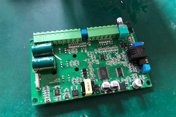 直流无刷电机驱动器设计