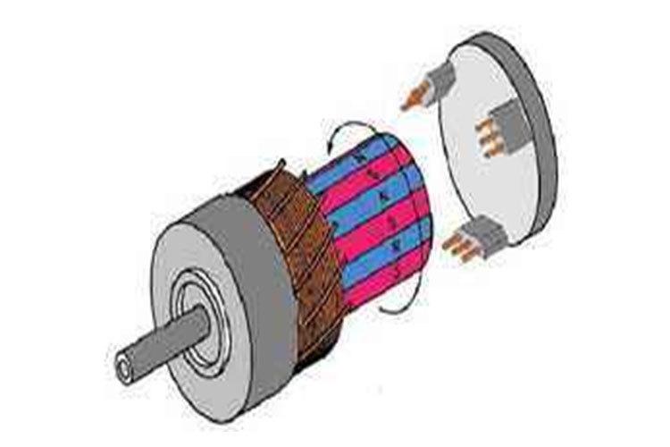 无刷直流电机内部结构