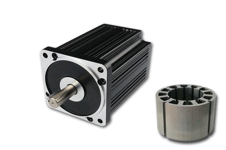 关于无刷电机矽钢片的分析