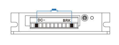 BLD03LA无刷驱动器_启动刹车