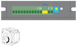 BLD08LA无刷电机驱动器_方向控制