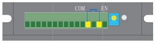 BLD08LA无刷电机驱动器_启动停止
