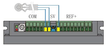 BLD15LB无刷电机驱动器_外部电位器调速