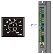 BLD15LB无刷电机驱动器_峰值输出电流设定