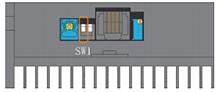 BLD15LB无刷电机驱动器_电机极数设定