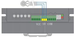 BLD25LB無刷電機驅動器_外部電位器調速