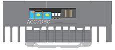 BLD25LB無刷電機驅動器_加減速時間設定