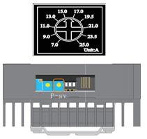 BLD25LB無刷電機驅動器_峰值輸出電流設定