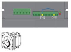 BLD50LA無刷電機驅動器-方向控制