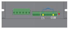 BLD75LA无刷电机驱动器-启动停止