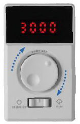 DHD200LRD无刷电机驱动器-面板调速控制