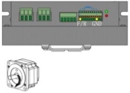 DH03HR高壓無刷驅動器-方向控制
