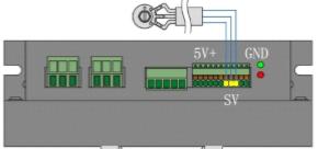 DH03HR高壓無刷驅動器-外部電位器調速