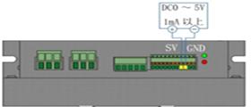 DH03HR高壓無刷驅動器-模擬信號調速