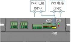 DH03HR高壓無刷驅動器-PWM調速