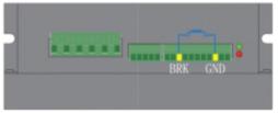 DH05HR高压无刷驱动器 快速停止