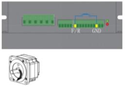 DH05HR高压无刷驱动器 方向控制