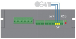 DH05HR高压无刷驱动器 外部电位器调速