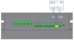 DH05HR高压无刷驱动器 模拟信号调速