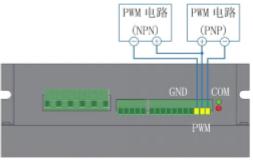 DH05HR高压无刷驱动器 PWM调速
