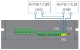 DH05HR高压无刷驱动器 脉冲频率调速